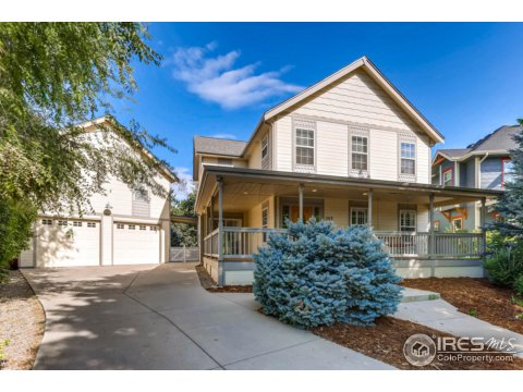 Residential-Detached, 2 Story - Erie, CO (photo 1)
