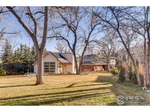 Residential-Detached, Bi-Level - Boulder, CO (photo 1)