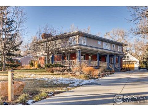 Residential-Detached, Bi-Level - Boulder, CO (photo 2)