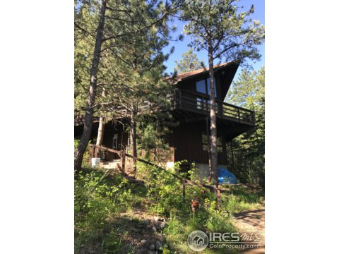 Residential-Detached, 2 Story - Jamestown, CO (photo 2)