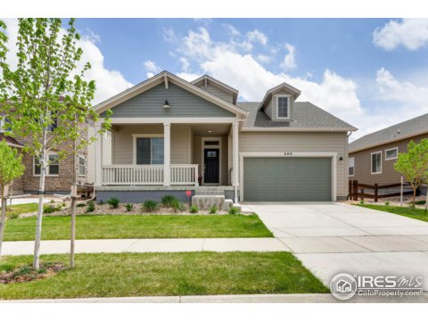 Residential-Detached, 1 Story/Ranch - Erie, CO (photo 1)