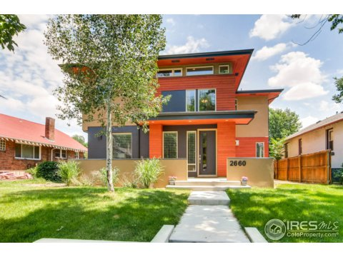 Residential-Detached, 2 Story - Denver, CO (photo 3)