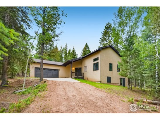 Residential-Detached, 1 Story/Ranch,Raised Ranch - Woodland Park, CO