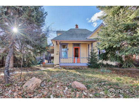 Residential-Detached, 1 Story/Ranch,2 Story - Boulder, CO (photo 1)