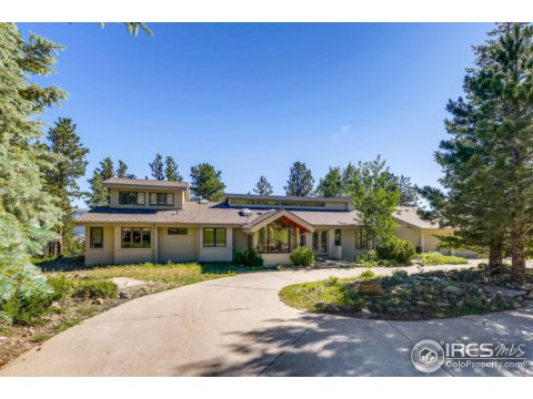 Residential-Detached, 1 Story/Ranch,Tri-Level - Boulder, CO (photo 1)