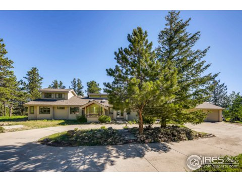 Residential-Detached, 1 Story/Ranch,Tri-Level - Boulder, CO (photo 2)