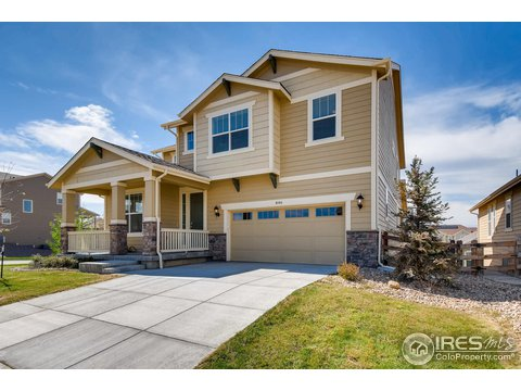 Residential-Detached, 2 Story - Erie, CO