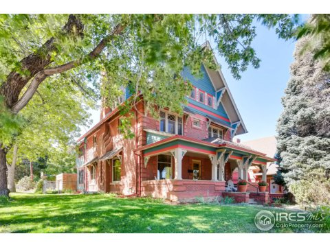 Residential-Detached, 3 Story - Boulder, CO (photo 3)