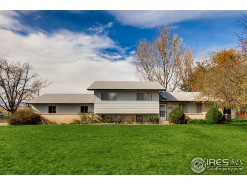 Tri-Level, Residential-Detached - Longmont, CO (photo 1)