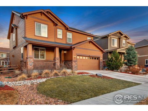 Residential-Detached, 2 Story - Erie, CO (photo 2)