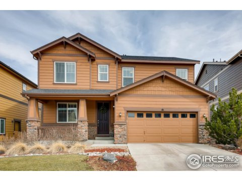 Residential-Detached, 2 Story - Erie, CO (photo 3)