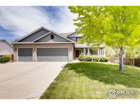 Residential-Detached, Four-Level - Longmont, CO (photo 1)