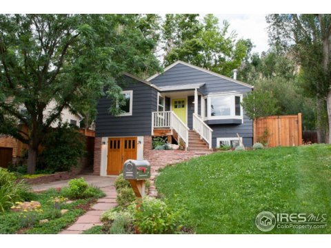 Residential-Detached, 1 Story/Ranch - Boulder, CO (photo 1)