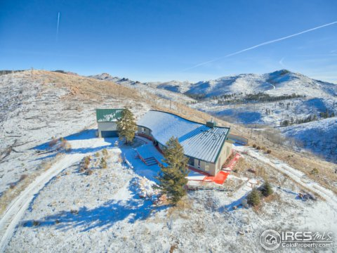 Residential-Detached, 1 Story/Ranch - Jamestown, CO (photo 1)