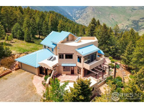 Residential-Detached, 2 Story - Nederland, CO (photo 1)
