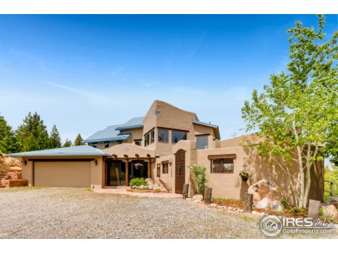 Residential-Detached, 2 Story - Nederland, CO (photo 2)