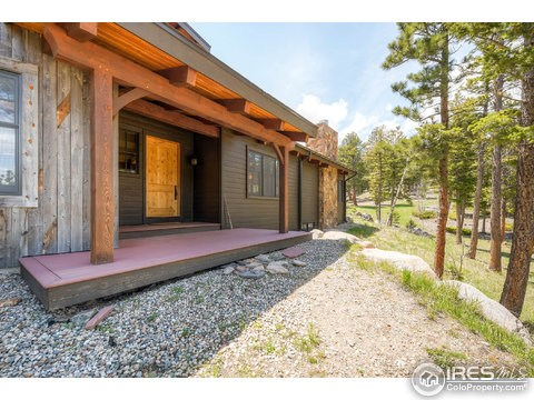 Residential-Detached, 2 Story - Allenspark, CO (photo 4)