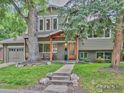 Residential-Detached, Four-Level - Boulder, CO (photo 1)