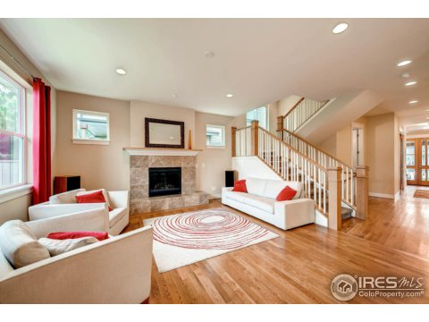 Residential-Detached, 3 Story - Boulder, CO (photo 2)