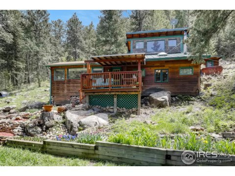 Residential-Detached, 3 Story - Jamestown, CO