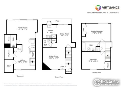 2 Story, Attached Dwelling - Louisville, CO (photo 5)
