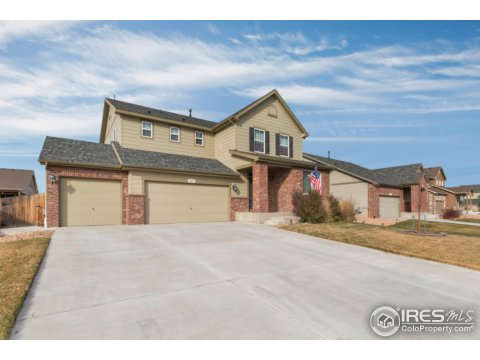 Residential-Detached, 2 Story - Frederick, CO (photo 1)
