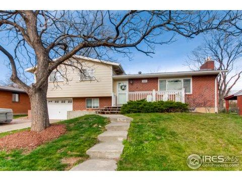Residential-Detached, Four-Level - Boulder, CO (photo 1)