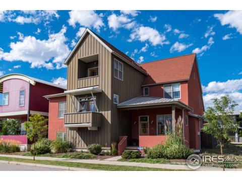 Residential-Detached, Five+ Levels - Longmont, CO (photo 2)