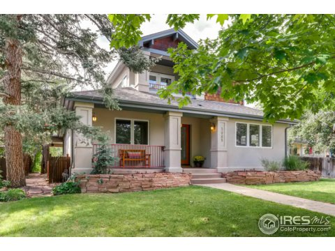 Residential-Detached, Four-Level - Boulder, CO (photo 2)