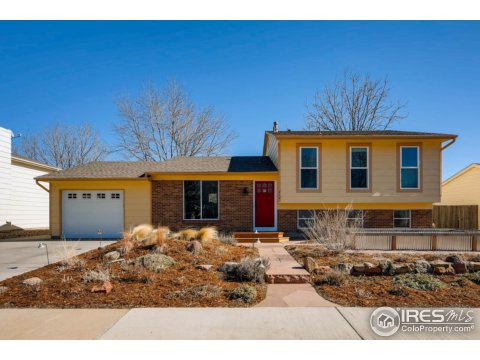 Tri-Level, Residential-Detached - Lafayette, CO (photo 1)
