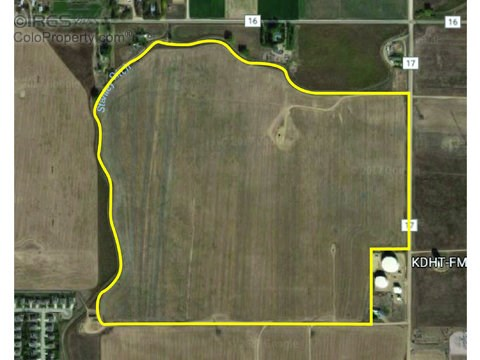 Vacant Land/Lots - Frederick, CO