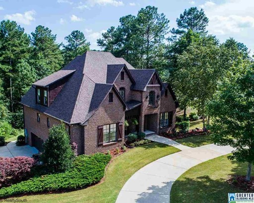 100 Waterford Cir, Trussville, AL - USA (photo 1)