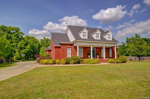 209 Buck Circle, Clanton, AL - USA (photo 1)