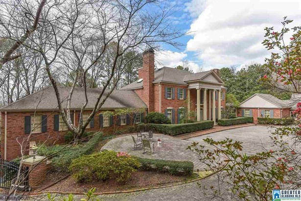 2801 Cherokee Rd, Mountain Brook, AL - USA (photo 1)