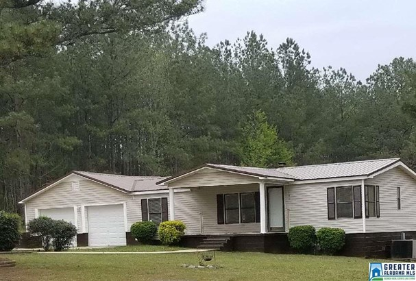 400 Evergreen Ln, Childersburg, AL - USA (photo 1)