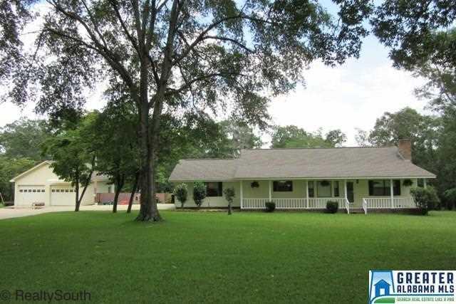 1040 Co Rd 372, Clanton, AL - USA (photo 1)