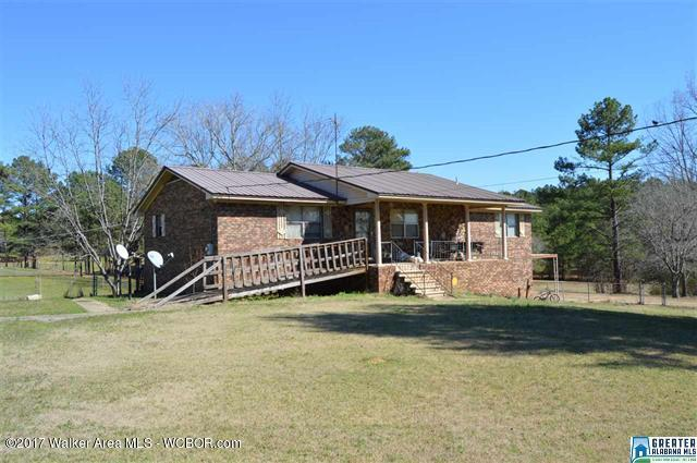 6269 Bibby Brickyard, Dora, AL - USA (photo 1)