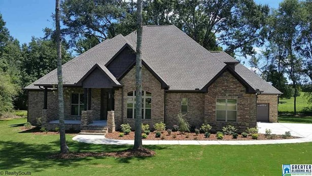 60 Deer Trace Dr, Clanton, AL - USA (photo 1)