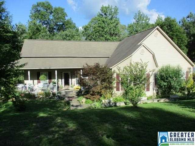 156 Treetop Ln, Ashville, AL - USA (photo 1)