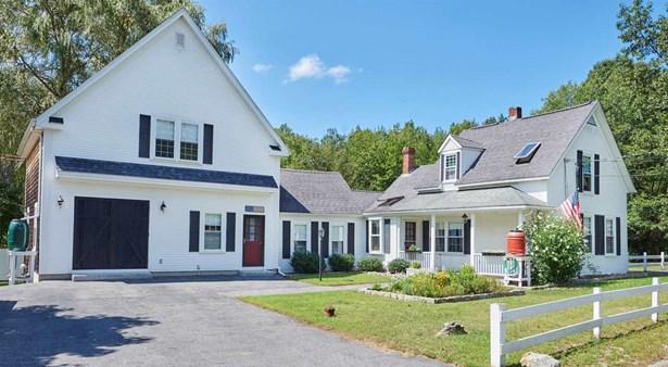 Cape,Farmhouse, Single Family - Kingston, NH (photo 1)