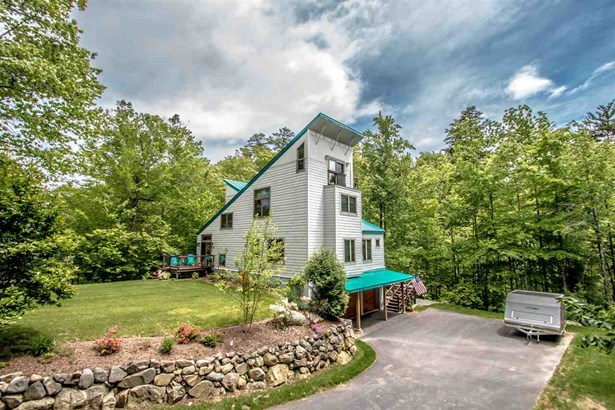 Contemporary, Single Family - Meredith, NH (photo 1)