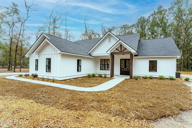 Ranch, Single Family - Beaufort, SC