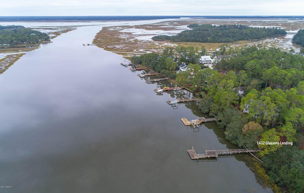 Resident S/D Lot - Dataw Island, SC (photo 4)