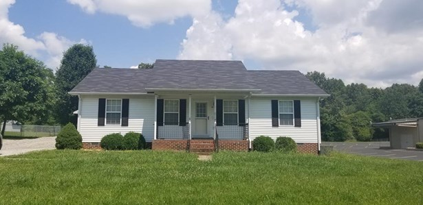Residential/Single Family - Baxter, TN