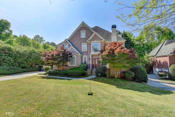 Residential/Single Family - Berkeley Lake, GA