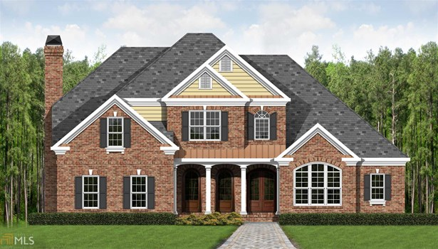 Residential/Single Family - Fayetteville, GA (photo 1)