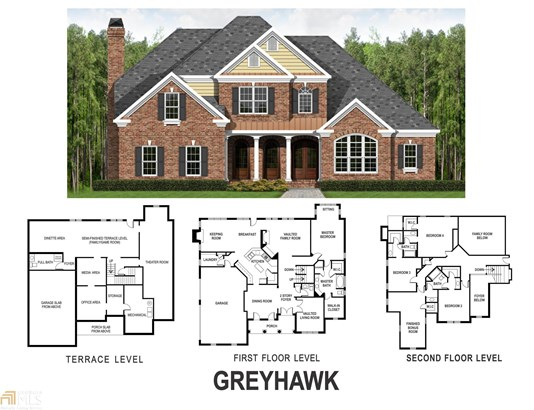 Residential/Single Family - Fayetteville, GA (photo 2)