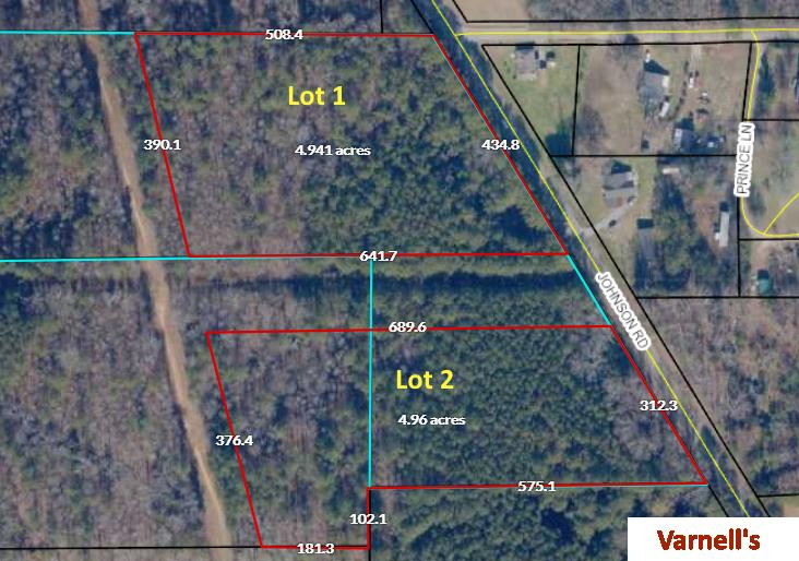 Lots and Land - Rossville, GA