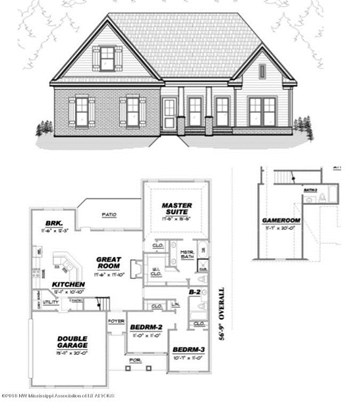 Residential/Single Family - Hernando, MS