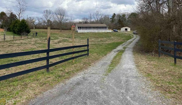 Lots and Land - Dawsonville, GA